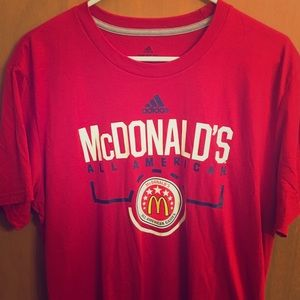 McDonald's All American T-Shirt